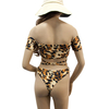 Leopard Bikini Set Swimsuit for Women