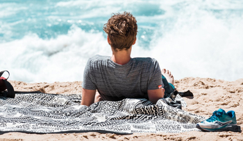 Beach Towel Factory Helps You Become the Coolest Guy on the Beach