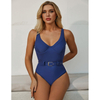 Wholesale One Piece Swimsuit Sexy Bikini Tummy Control Swimsuit
