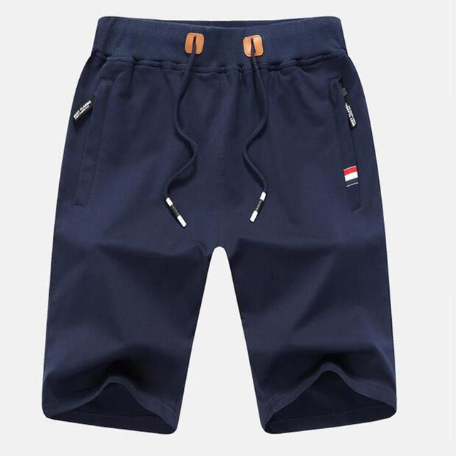 Wholesale Navy Men's Trunk 2021 Trend Swimming Shorts